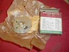 NOS 1957-62 DIST BREAKER PLATE GM RAMBLER STUDEBAKER V8