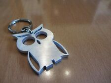 Owl aluminium Key Chain