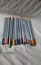 Lot of 33 Rexel Derwent Watercolour Color Pencils England
