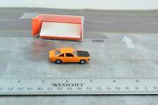 Euro Model Opel Manta Orange / Black Car 1:87 Scale HO (HO53)