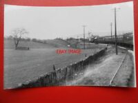 PHOTO  EARBY JUNCTION 4/5/63 VIEW FROM A CARRIAGE