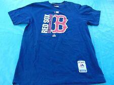 MAJESTIC TRIPLE PEAK AUTHENTIC MLB BOSTON RED SOX BASEBALL T-SHIRT SIZE XL