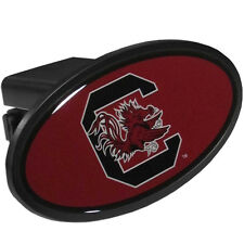 South Carolina Gamecocks Durable Plastic Oval Hitch Cover NCAA Licensed