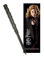 Hermione Wand Pen and Bookmark Collectible BRAND NEW - FREE S&H