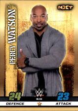 WWE Slam Attax - 10th Edition - Nr. 213 - Percy Watson - NXT