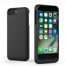 Apple MFI For iPhone 5 5SE 6 6S 7 Plus Portable Power Bank Charger Battery Case