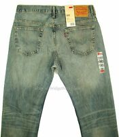Levis 569 Jeans New Mens RESET Medium Blue Loose Fit Straight Leg Levi's Relaxed