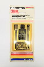 Recoton T91 Phone Microcassette Answering Machine Maintenance Kit (BRAND NEW!)