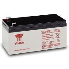 Yuasa Np3.2-12 12v 3.2ah Lead Acid Rechargeable SLA Battery Delivery