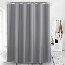 Mildew Resistant Fabric Shower Curtain Liner Waterproof/Water-repellent #D