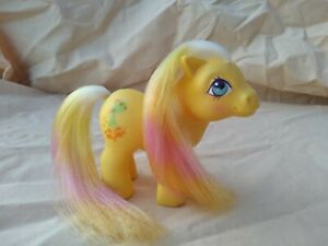 My Little Pony g1 Baby Sunbright Nirvana MLP Euro UK Exclusive family picnic