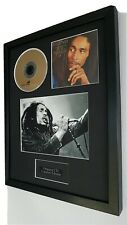 More details for bob marley 'legend' framed original cd- plaque-no woman no cry