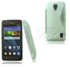 Fundas Para Huawei Y635 color principal transparente para teléfonos móviles y PDAs