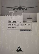 Elemente der Mathematik 7 Lösungen