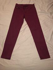 Kut from the Kloth Womens Purple Diana Skinny Jeans Sz 6