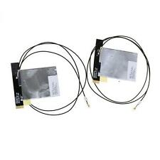 2x IPEX MHF4 Laptop NGFF 7260 7265 Card Wireless Wifi Internal Antenna Silver US