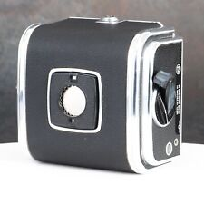 ~Hasselblad A12 Chrome Film Back Magazine 120 6x6 V Series [Matching Numbers]
