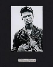 Great Raid WWII Ranger Major Robert Prince SIGNED CUT, DSC 2nd highest military
