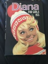 1975 DIANA ANNUAL 1975 With Dust Jacket