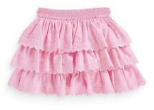 ВNWT NEXT Girl Party Dress • Pink Broderie Ra-Ra Skirt • 100% cotton • 5 Years