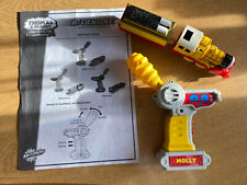 Remote Controlled Molly Trackmaster Thomas Train 2009 Rare Railway Instructions