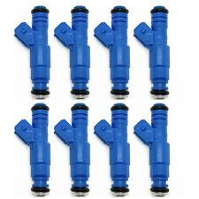 Set 8 OEM Bosch Fuel Injectors For 86-91 Chevrolet Camaro Firebird 5.0L 19lb
