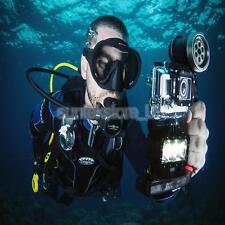 Waterproof Underwater Diving LED Video Camera Light Kit for Gopro3+ 4