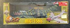 The Ultimate Soldier XD 1:18 Scale MiG-15bis Korea Military Jet Plane NIB