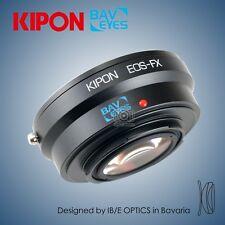 New Kipon BAVEYES adapter for Canon EOS EF mount lens to FUJIFILM X-T1,X-E1,X-E2