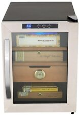 Whynter Stainless Steel 1.2 cu.ft. Cigar Cooler Humidor Led Light on/off Switch