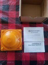 Notifier FSC-851 Intelligent Photoelectric Multi-Criteria Smoke Detector Sensor