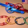 DECKAS 32-52t/104bcd Narrow Wide Crankset Cycling MTB Road Bike Crank Chainring