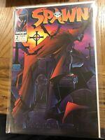 Spawn 2 Image Comics 1992 NM Condition Todd McFarlane 1st Violator