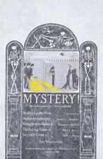 Original Vintage Poster Edward Gorey Mystery Vincent Price Skeletons 1981