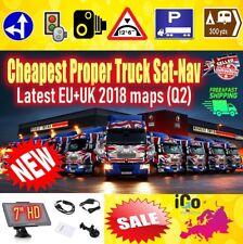 7 Inch Car Truck GPS SAT NAV Satellite Navigation System Navigator Xgody 715 8gb