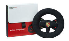 Porsche Driver's Selection Knitted Steering Wheel With Rattle - Motorsport