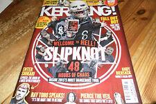 Kerrang 1551 SLIPKNOT Enter Shikari GERARD WAY Fall Out Boy ANDY BIERSACK Cobain