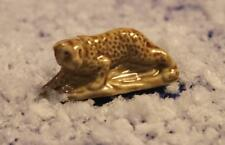 Nice Wade Whimsie Great Universal Stores Set 2 Endangered Species Leopard 1994