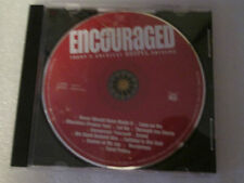 Encouraged Today's Greatest Gospel Anthems CD Music Songs Religious Devotional