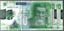 More details for  2017 palindrome radar danske bank ltd (northern) belfast £10 banknote polymer