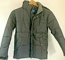 Womens Firefly Aquabase pro Hooded Winter Jacket gray Size Large 3000mm Hooded