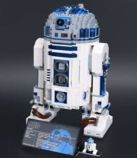 Star Wars The R2-D2 Robot STARWARS for Lego compatible