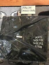 Anti Social Social Club: Mind Games Hoodie ASSC Size M DS BNIB