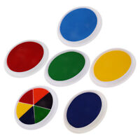 6 Pieces Large Ink Pad Stamps for Hand Foot Prints Stamping Finger Painting