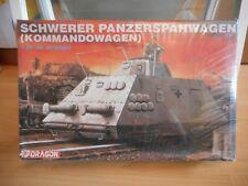 Modelkit Dragon Schwerer Panzerspahwagen (Kommandowagen) on 1:35 in Box (Sealed)