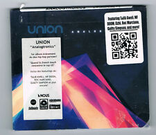 UNION - ANALOGTRONICS - CD 17 TRACKS - 2012 - NEUF NEW NEU