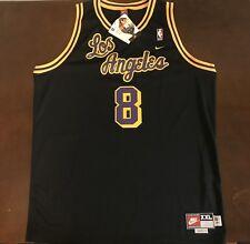 Rare Vintage Nike Rewind NBA Los Angeles Lakers Kobe Bryant Basketball Jersey