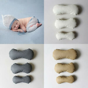 Newborn Photography Bone Posing Pillows Basket Filler Wheat Baby Photo Prop