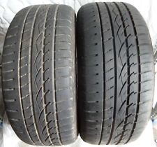 2 Sommerreifen Continental Contact SSR * (RSC) RFT 255/50 R19 107W