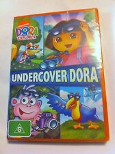 Dora the Explorer: Undercover Dora Region4 DVD - BRAND NEW